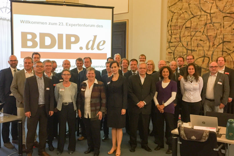BDIP: Es braucht eine Bundesanstalt für IT und Digitalisierung
