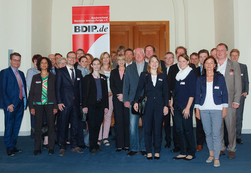 BDIP Gruppenbild Teilnehmer Expertenforum 2016