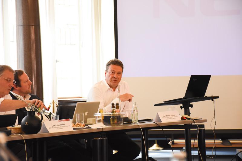 Matthias Kammer, Deutsches Institut für Vertrauen und Sicherheit im Internet (DIVSI)