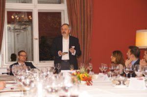 Foto vom Referenten Franz-Reinhard Habbel