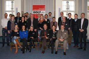 Gruppenfoto BDIP Expertenforum 2013 in Berlin