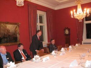 Impressionen vom Kaminabend des BDIP in der Parlamentarischen Gesellschaft in Berlin