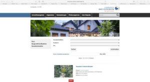 Innenentwicklungsportal des Landkreises Bad Kissingen