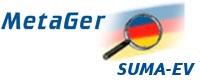 Logo MetGer Suchmaschine