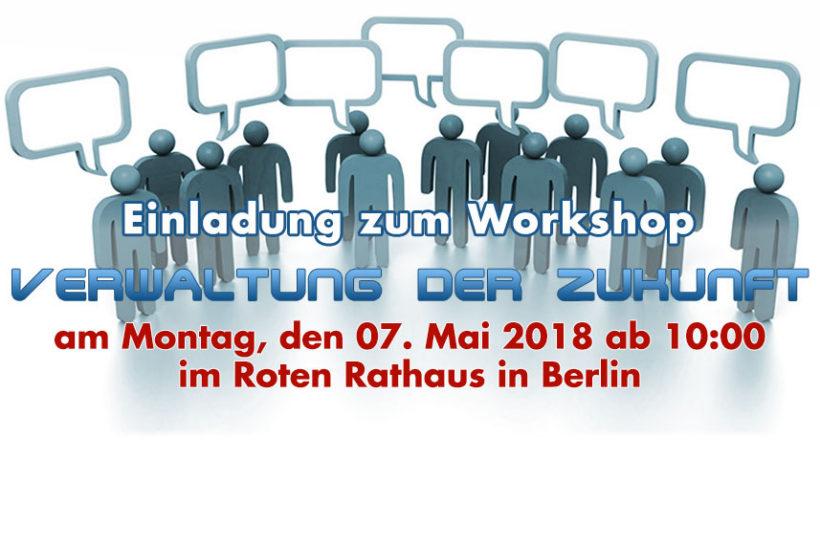 Verwaltung der Zukunft Workshop Bürgerbeteiligung: Warum ist der Dialog so schwierig und wie kann er gelingen?